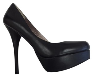 ZIGIny High Platformpumps Black Pumps