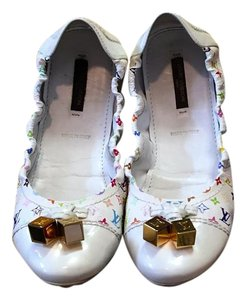Louis Vuitton Multicolor Flats