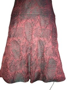 Ann Taylor Skirt Oxblood