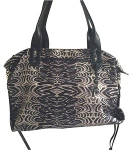 Stella & Dot Satchel in Zebra