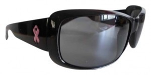Optic Nerve New with tags! Optic Nerve TOBY pink ribbon breast cancer awareness sunglasses