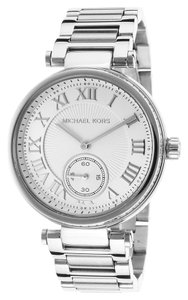 Michael Kors Michael Kors MK5866 Womens Skylar Silver Stainless Steel Watch