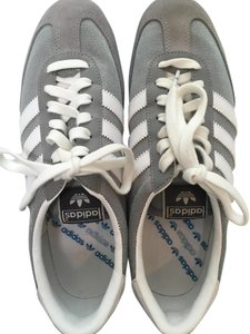 adidas Silver Iridescent Athletic
