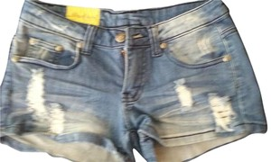 Mini/Short Shorts Denim