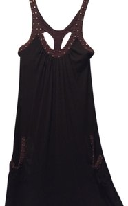 Soul Revival short dress Black on Tradesy
