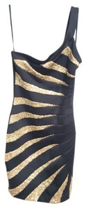 bebe Sexy Hot Gold Little Cute Classy One Mini Girls Date Cocktail Small Sequin Prom Dance Date Lbd Party Summer Vegas Dress