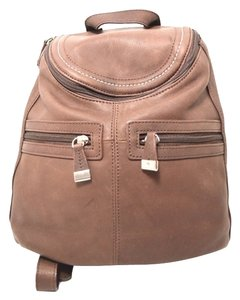 Piazza Sempione Leather Backpack