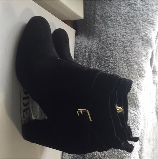 Dolce Vita Black suede Boots Image 2