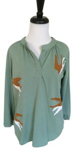 Synergy Organic Clothing Birds Mosaic Tunic