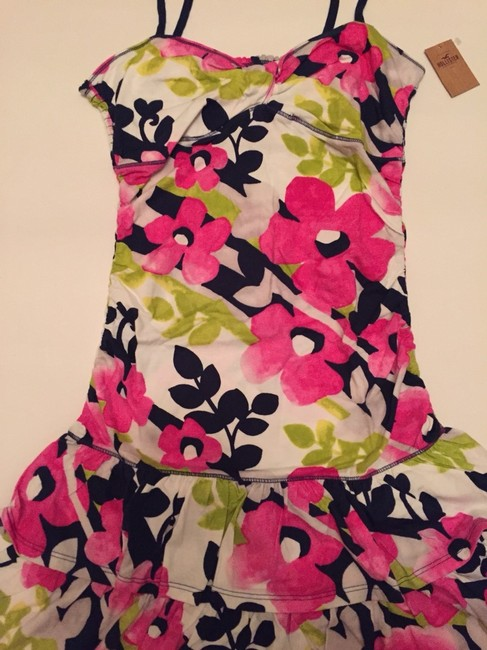 Hollister short dress Floral on Tradesy