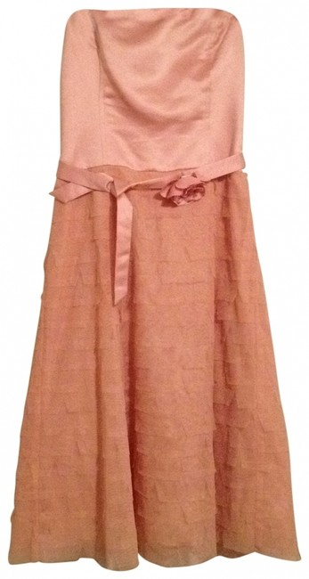 Preload https://img-static.tradesy.com/item/152156/bcbgmaxazria-light-pink-mid-length-formal-dress-size-10-m-0-0-650-650.jpg
