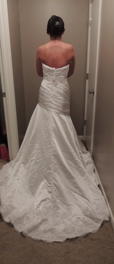 2 Be Bride Fit And Flare Wedding Dress