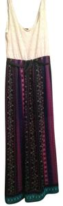 Multi Maxi Dress by Lily Rose