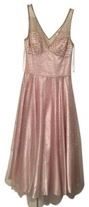 Sue Wong Sequin Beading Dress