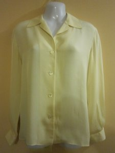 Emanuel Ungaro Button Down Shirt vanilla