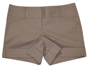 Express Cuffed Shorts Light khaki