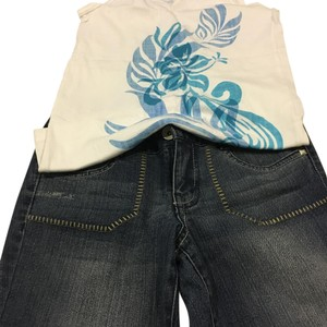 L.E.I. Capri/Cropped Denim