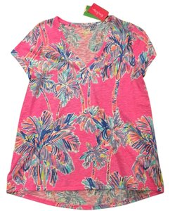 Lilly Pulitzer T Shirt Nice Stems