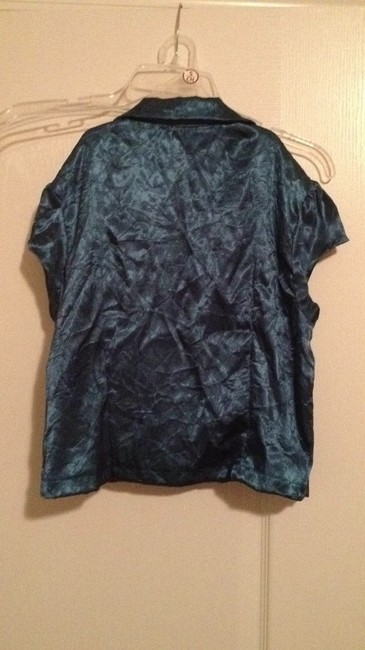 Nordstrom Top turquoise