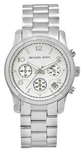 Michael Kors Michael Kors Midsized Runway Chronograph Stainless Steel Ladies Watch 38mm MK5076