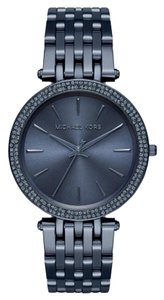 Michael Kors Michael Kors Darci Glitz Blue Sunray Dial Ladies Watch 39mm MK3417