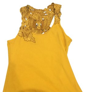 Karen Millen Top Yellow