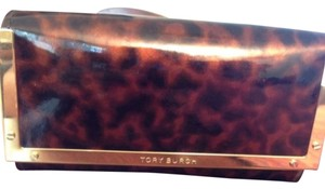 Tory Burch Tory Burch tortoise shell sunglass case!