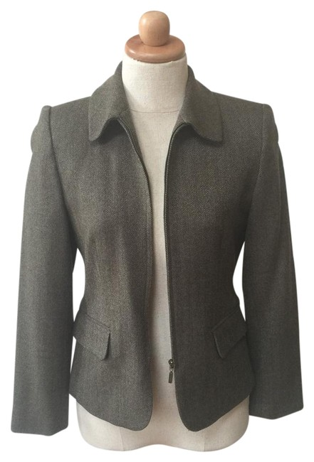 Preload https://img-static.tradesy.com/item/15219889/laura-scott-green-zippered-wool-blazer-size-petite-6-s-0-1-650-650.jpg