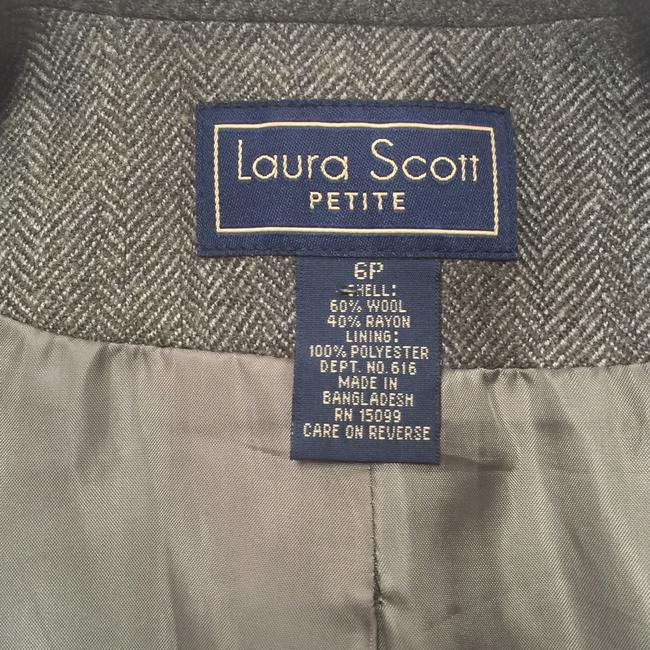 Laura Scott Green Blazer Image 6