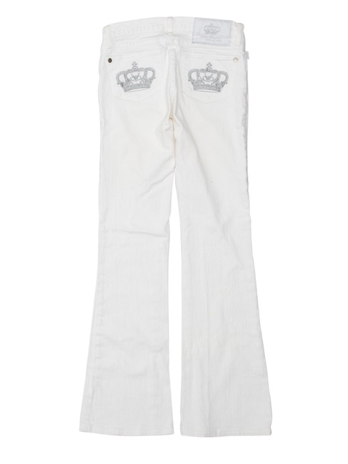 Rock & Republic Spring Flare Leg Jeans-Light Wash Image 1