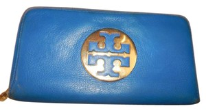 Tory Burch Tory Burch all Leather zippy wallet