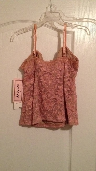 Nordstrom Top pink and nude