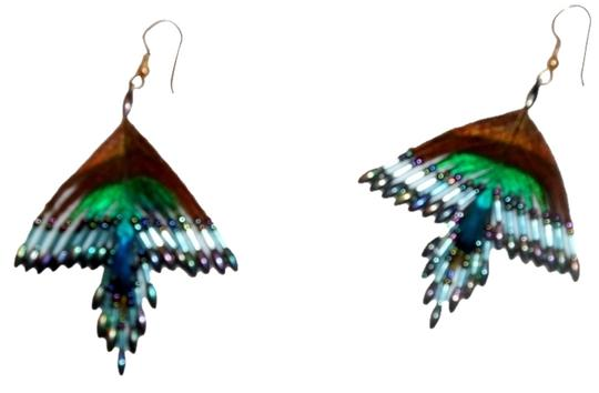 "Other ""Mariposa"" earrings"