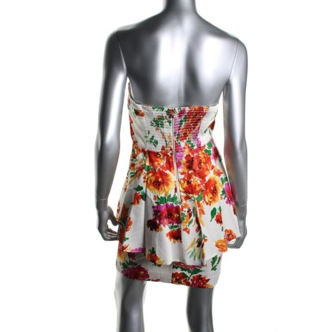 Betsey Johnson short dress floral floral on Tradesy