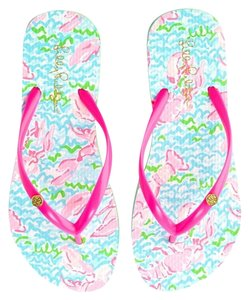 Lilly Pulitzer Flats