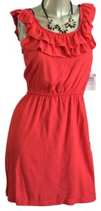 B. Darlin short dress Red on Tradesy