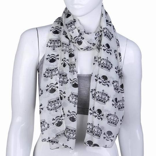 Other SOLD Skull Scarf