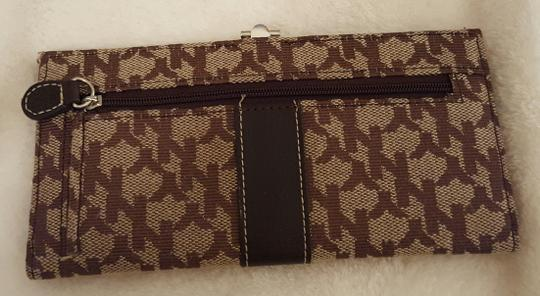 New York & Company Clasp Wallet Image 1