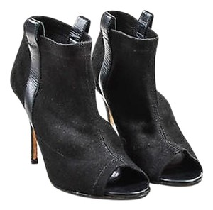 Laurence Dacade Stretch Black Boots