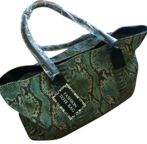 Other Tote in Blue Green