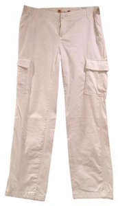 Tory Burch Cargo Pants White