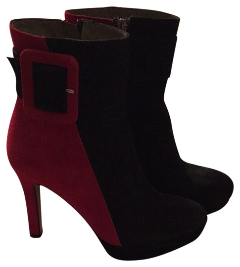 Jeremy ho Red And Black Boots