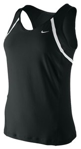 Nike Dri-FIT Border Tennis Tank Black