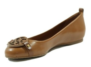 Tory Burch Sandals Mini Miller Brown Flats