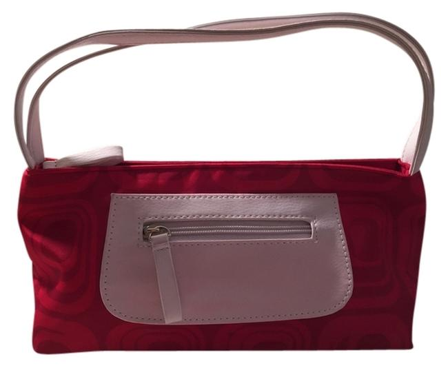 Item - Red/White Cosmetic Bag