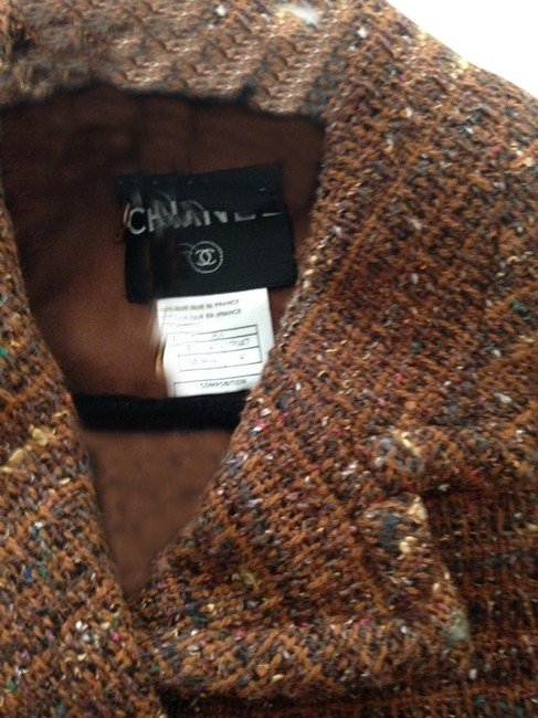 Chanel CHANEL Tweed Skirt Suit