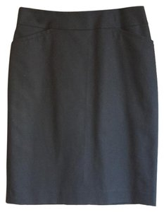 Semantiks Skirt Black