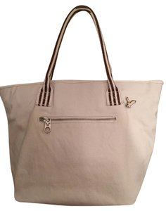 American Eagle Outfitters Tote in Off-White