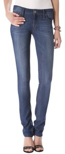 DL1961 Slim Medium Wash Straight Leg Jeans-Medium Wash