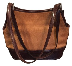 Brighton Tote in Chocolate Brown